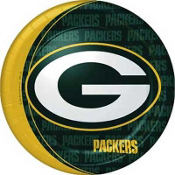 Green Bay Packers Lunch Plates 8ct