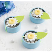 Blue Tin Baby Shower Favor Kit 24ct