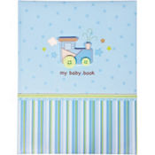 Carter's Boy Baby Book