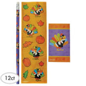 Thanksgiving Stationery Kits 12ct