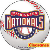 Washington Nationals Magnet 4in