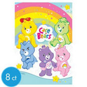 Care Bears Favor Bags 8ct