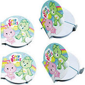 Care Bears Notepads 4ct