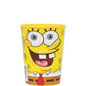 SpongeBob Favor Cup
