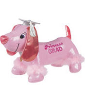 Graduation Autograph Princess Dog with Pen