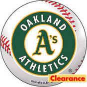 Oakland Athletics Magnet 4in