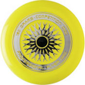 Plastic Flying Disc 10 1/2in