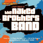 A Party Tribute to The Naked Brothers Band Music CD