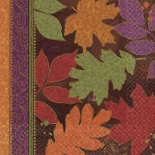 Fall Forward Beverage Napkins 16ct
