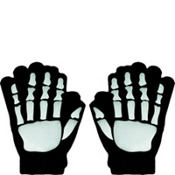 Hand Bone Gloves