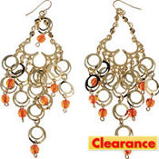 Bollywood Jewel Earrings
