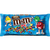 Milk Chocolate M&M's MINIS 1100pc