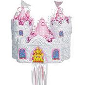 Pull String Castle Pinata