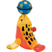 Penny Seal Windup Toy