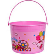 Hello Kitty Favor Container 4in