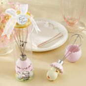 About to Hatch Stainless-Steel Egg Whisk Baby Shower Favor