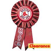 Boston Red Sox Award Ribbon