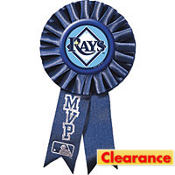 Tampa Bay Rays Award Ribbon