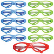 Sporty Sunglasses Mega Value Pack 24ct42¢ per piece!