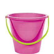 Magenta Small Pail 5in