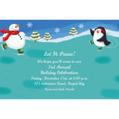 Holiday Fun Custom Invitation