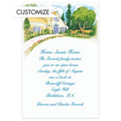 Utopia Home Custom Invitation