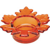 Fall Leaf Tea Light Holder