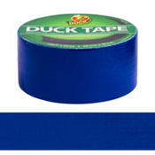 Dark Blue Duck Tape