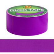 Purple Duck Tape