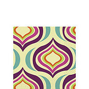 Fashion Forms Beverage Napkins 16ct