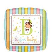 Baby Shower Balloon - Fisher-Price Round