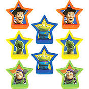 Toy Story Cake Toppers 8ct