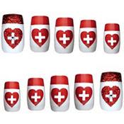 Fancy Nurse Nails