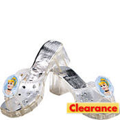 Deluxe Cinderella Shoes