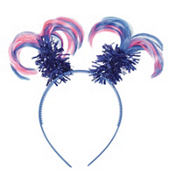 Party Ponytails Head Bopper 8in