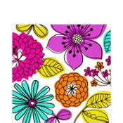 Floral Chic Lunch Napkins 16ct