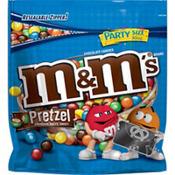 Milk Chocolate Pretzel M&M's Party Bag 370pc