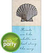 Shoreline Hand Towels 16ct