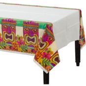 Tropical Tiki Table Covers 3ct