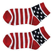 Kid Patriotic Crew Sock