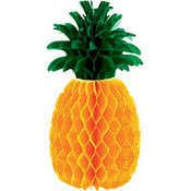 Pineapple Honeycomb Centerpiece 12in