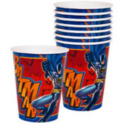 Batman Cups 8ct