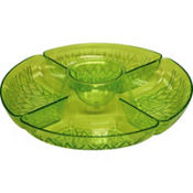 Fiesta Chip and Dip Tray 16in