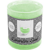 Light Green Wedding Sand 1lb