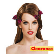 Lace Hair Bows 2ct