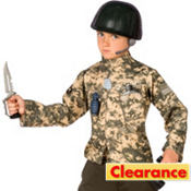 Soldier Costume Kit
