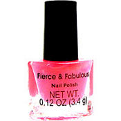Neon Pink Glow In The Dark Nail Polish