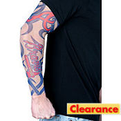 Atlanta Braves Tattoo Sleeve