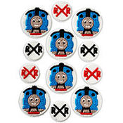 Thomas the Tank Engine Icing Decorations 12ct