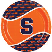 Syracuse Orange Lunch Plates 8ct